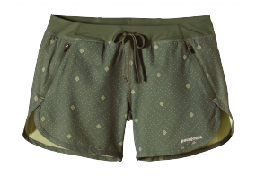 Womens NINE TRAIL Shorts