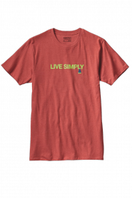 Live Simply Fin Cotton Shirt
