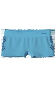 Womens Active Mesh Boy Shorts