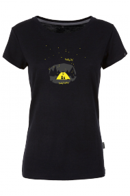 NIGHT OUTSIDE Womens T-Shirt