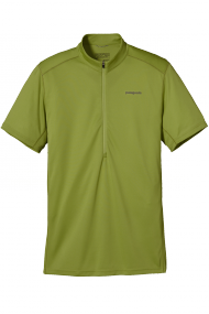 Mens Fore Runner Zip Neck