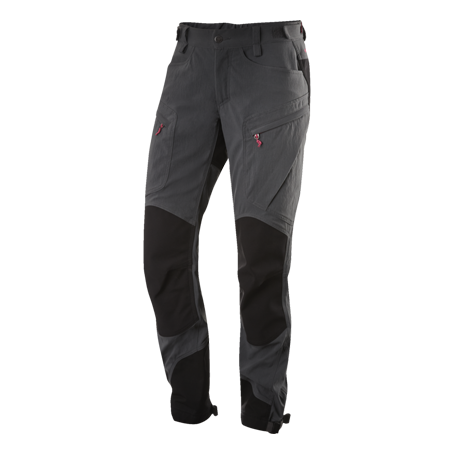 Rugged II Q Pants magnetite/black