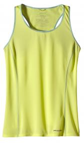 Womens Fore Runner Tank - Mayan Yellow