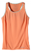 Womens FORE RUNNER TANK peach