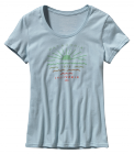 Womens SUNRISE WAVES Shirt