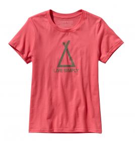 Womens TENT LIFE Shirt