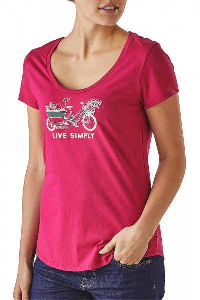 Patagonia_39080_Live-Simply-Cargo_Womens-T-Shirt_craft-pink_front angezogen