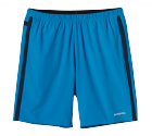 Mens Nine Trail Shorts - Laufshorts Andes Blue