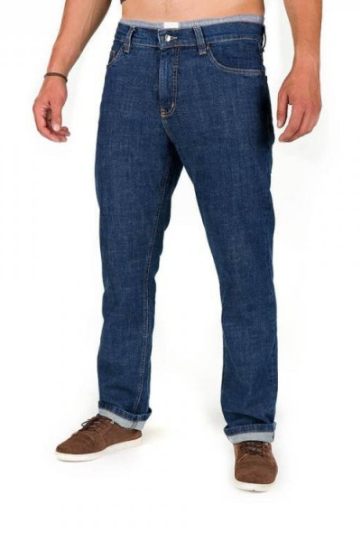 Bleed Functional Jeans Stone washed vorne