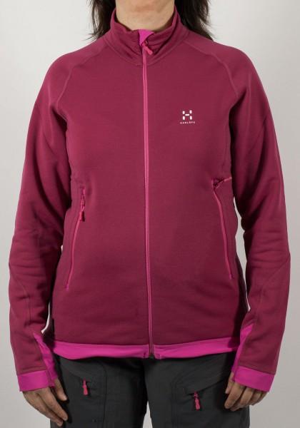 Bungy II Jacket Women volcanic pink