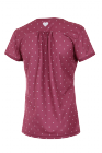 Maloja RubiM. 1/2 Multisport Jersey Shirt cadillac hinten