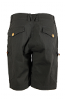 Maloja GlennM shorts men charcoal hinten