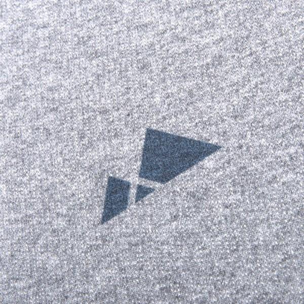 Mountain Reverse Sweater Damen detailprint