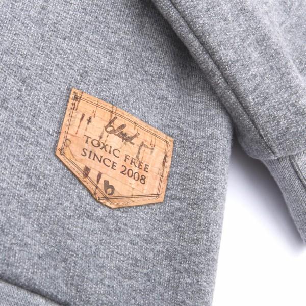 Mountain Reverse Sweater Damen toxic logo