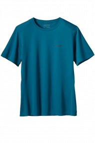 Mens Fore Runner Shirt underwater blue