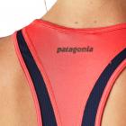Womens FORE RUNNER TANK Lauf und Funktionsshirt detail hinten