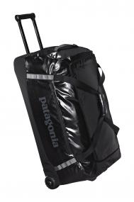 Black Hole Wheeled Duffel Bag
