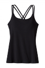 Womens Cross Back Tank Top