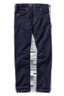 Performance Straight Fit Jeans dark denim