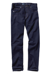 Performance Straight Fit Jeans dark denim
