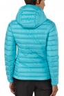 Patagonia Womens Down Sweater Hoody ultramarin Daunenjacke Frauen back