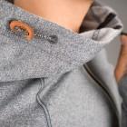 Röjk_Primaloft Drifter Hood Chicks guanabana detail kapuze