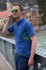 SWET Shirt Men Mazarine Blue Ansicht - Foto: Oliver Farys