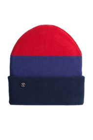 Folded Beanie Red