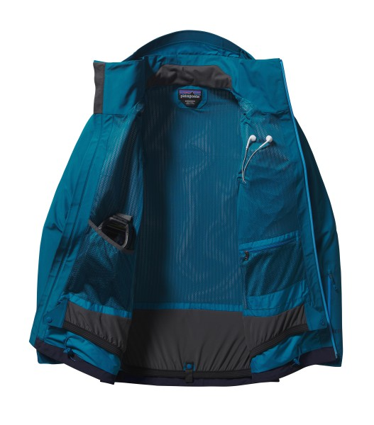 Patagonia Powder Bowl Jacket Men offen