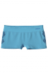 Womens Active Mesh Boy Shorts