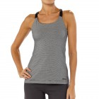 Patagonia Womens Cross Back Tank schwarz Yoga Shirt emotion 1
