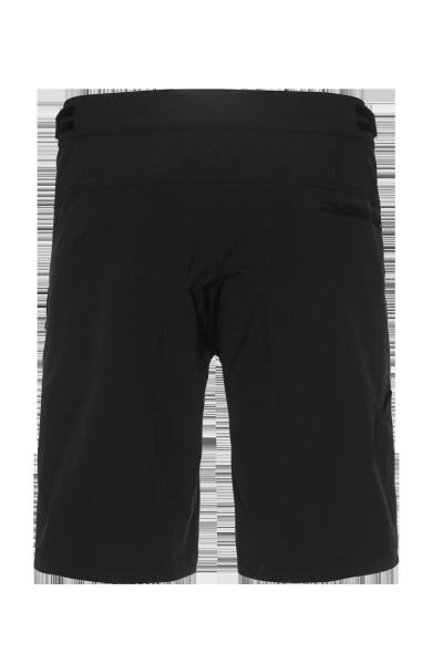 Zimtstern Tauruz Bike Shorts black hinten