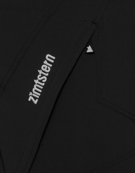 Zimtstern Tauruz Bike Shorts black detail tasche Logo