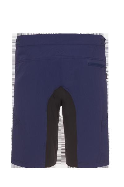 Zimtstern Tauruz Bike Shorts marine hinten