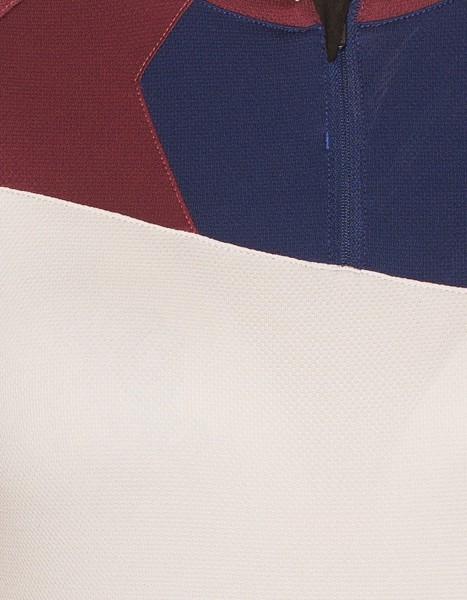 Zimtstern Neliaz Bike Shirt für Damen dove detail Material