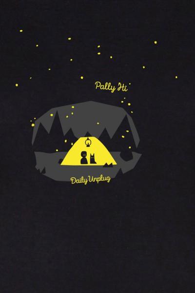 pally_hi_womens t-shirt nightoutside bluek Detail
