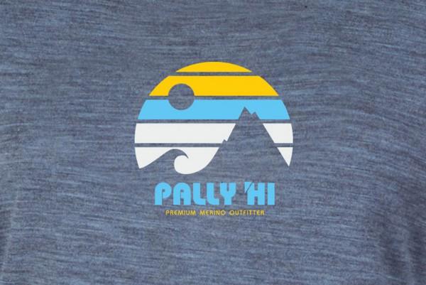 pally hi longsleeve alpinebeach heathersky  LOGO