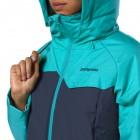 Women's Rubicon Jacket - Ski- und Sbnowboardjacke für Frauen navyblue Kapuze