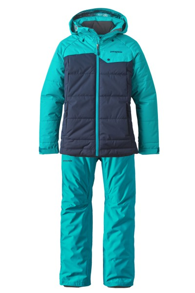 Women's insulated Snowbelle Pants - Ski- und Snowboardhose Frauen KOmbi mit Rubicon Jacket