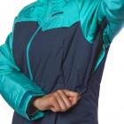 Women's Rubicon Jacket - Ski- und Sbnowboardjacke für Frauen navyblue ventilation