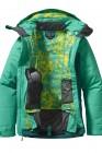 Women's Rubicon Jacket - Ski- und Sbnowboardjacke für Frauen navyblue innen