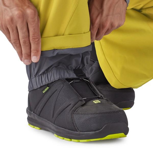 Patagonia Men's Snowshot Pants - Ski- und Snowboardhose Herren Ösen Schuhe