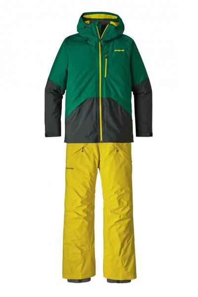 Patagonia Men's Snowshot Pants - Ski- und Snowboardhose Herren Kombinationsbeispiel