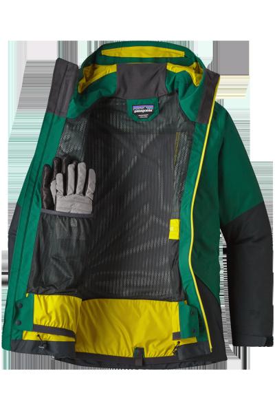 Men's Snowshot Jacket - Ski- und Snowboardjacke Herren innen
